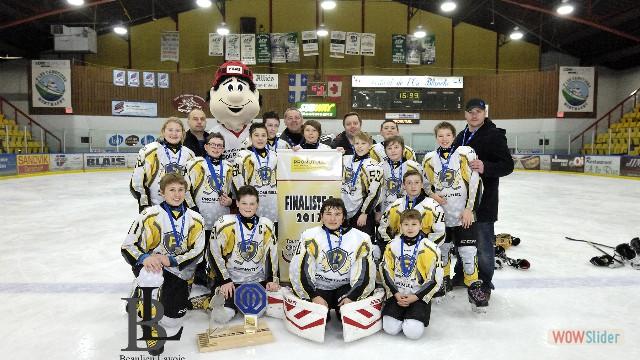 Finalistes A - Promutuel Val-St-Francois