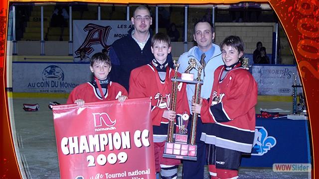 Trophée Champion CC
