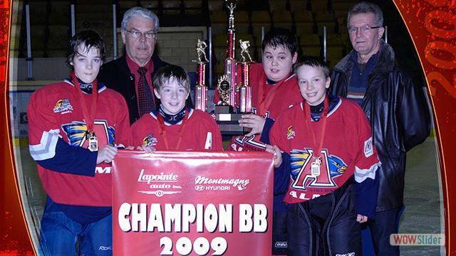 Trophée Champion BB