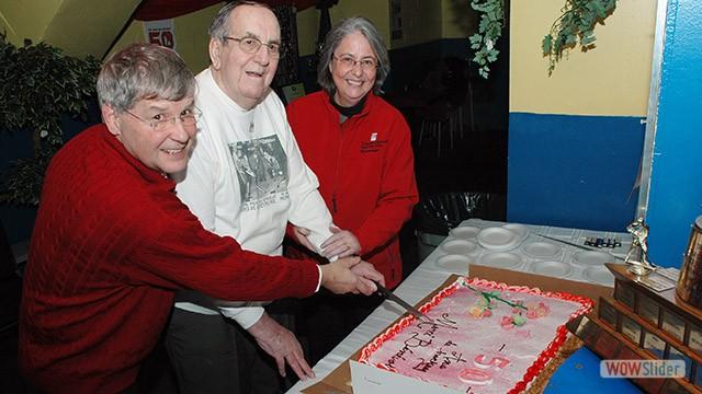Gâteau 50e